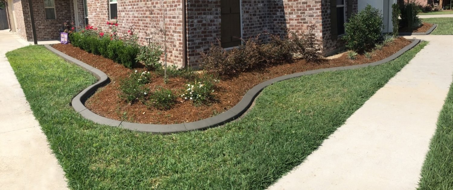 Adding curves and curb appeal